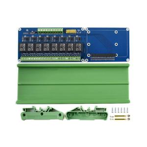 Image 4 - Waveshare RPI Expansion Board 8 Channel Relay Board for Raspberry Pi A+/B+/2B/3B/3B+ Onboard LED RPi Relay Board (B)