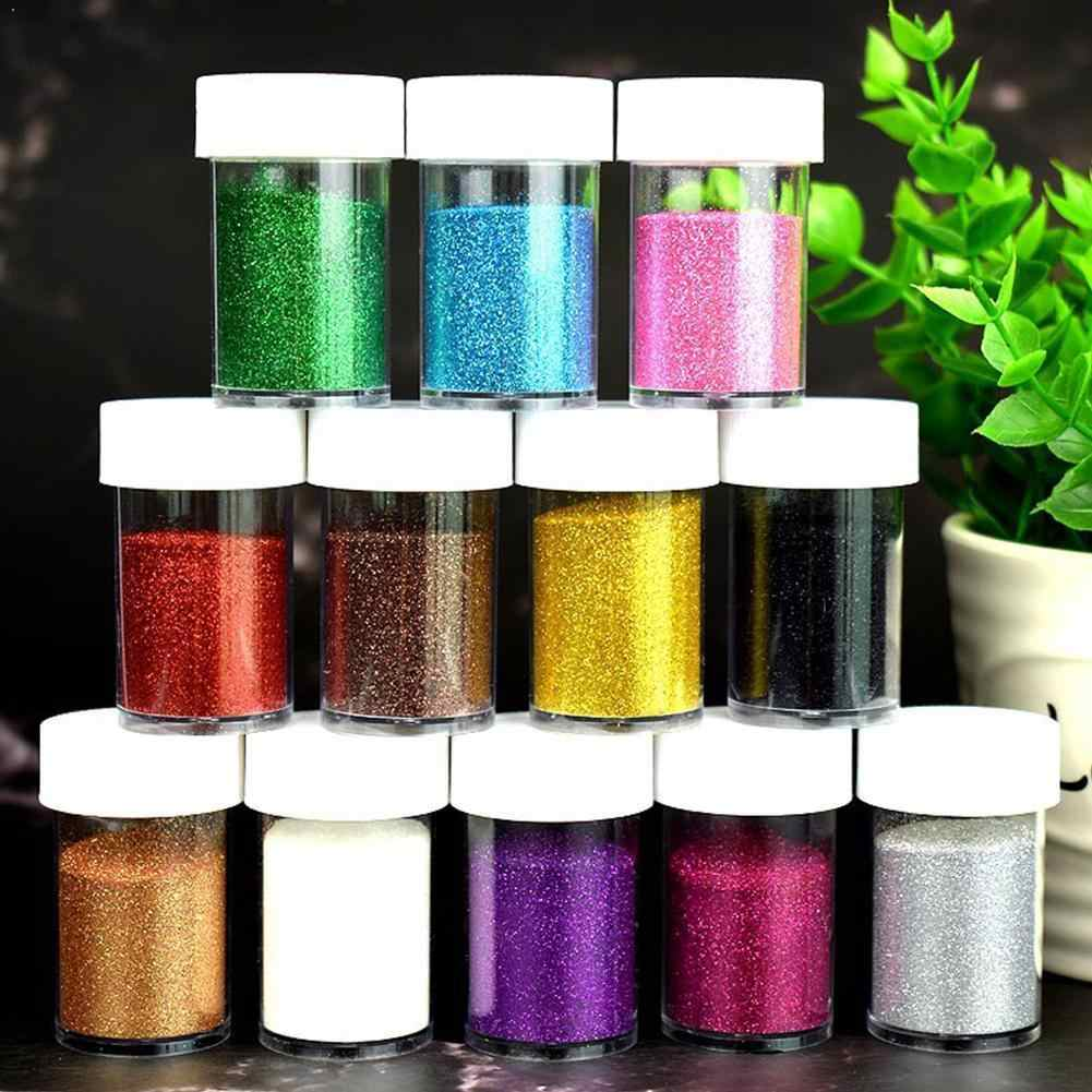 Glitter Lipgloss Pigment Poeder Cosemetic Glitter Make Kleuren Poeder Art Lip Glitter Up Decor Shadow Decor Eye Nail 24 o4T1