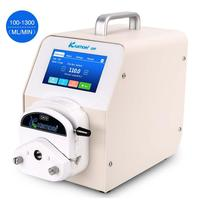 UIP Digital Peristaltic Laboratory Pump Wifi Control High Flow Rate Lab Pump Steppetr Motor Foot Switch Support Touch Screen