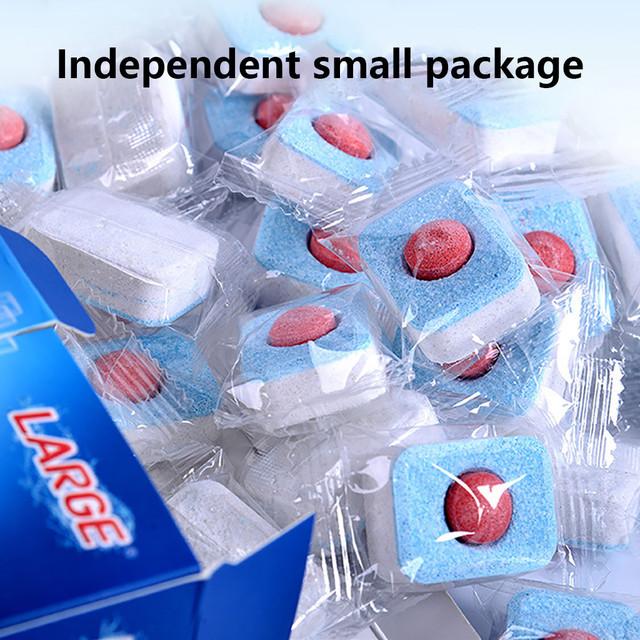 Powerball Dishwasher Detergent Dishwashing Tablets