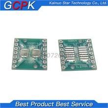 10PCS TSSOP14 SSOP14 SOP-14 SOP14 to DIP14 PCB Transfer Board DIP Pin Board Pitch Adapter