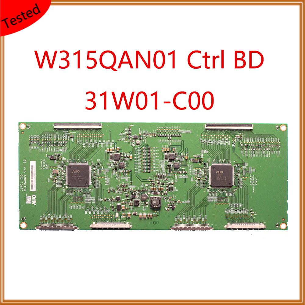Diligent W315qan01 Ctrl Bd 31w01-c00 31 Inch Tv T Con Board Display Equipment Teste De Placa Tv Original Tcon Card Plate T-con Board