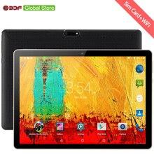 10.1 pouces tablette PC 3G Tablette Android 7.0 4 comprimés Ram 2 GO Rom 32GB tablette IPS Double SIM tablette android 10 Tablettes Pc