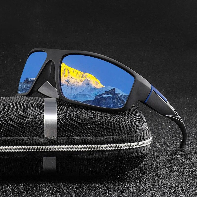Поляризованные солнцезащитные очки для мужчин, поляризованные солнцезащитные очки для вождения, путешествий, рыбалки, UV400, 2020