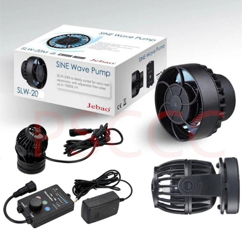 Jebao Marine Aquarium Wireless Wave Maker SW 2 SW 4 SW 8 SW 15 RW4 RW8