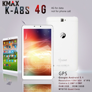 KMAX 8 pollici 4G lte android Tablet PC SIM Card 3G Quad Core 2GB 16GB HD LCD IPS GPS Bluetooth wifi compresse 8 7 10 custodia originale