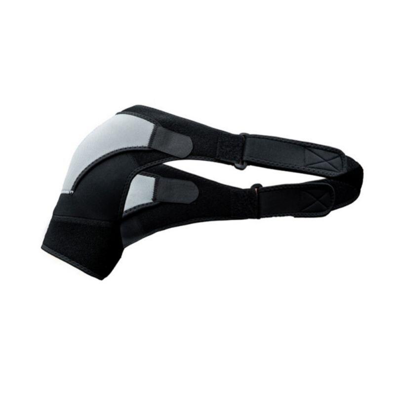 1PCS Back Support Adjustable compression Lightweight breathable Reinforced Functional Training Equipment Single Shoulder Strap|Back Support| |  - title=