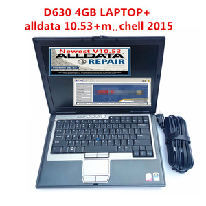 Image 1 - 2020 Hot All Data 10.53 Auto Repair Software Alldata M..Chell 2015 Software Atsg 3in1 1TB HDD Installed in Laptop D630 4g RAM