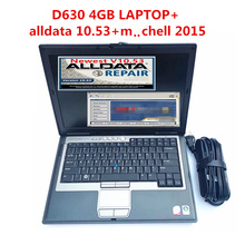 2020 heißer Alle Daten 10,53 Auto Reparatur Software Alldata M .. Chell 2015 Software Atsg 3in1 1TB HDD Installiert in Laptop D630 4g RAM