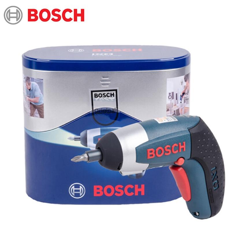 Bosch IXO3 Tool Cordless Dr 6V Lithium  3 Screwdriver Screwdriver Electric Power