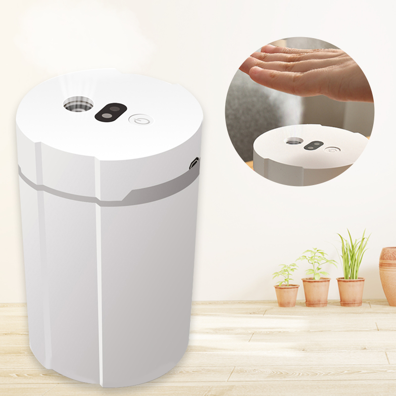 Alcohol Disinfector Sprayer Automatic Intelligent Induction Sterilizer Soap Dispenser Portable Alcohol Sprayer for Smart Home-3