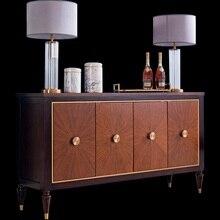 80 см высокий обеденный шкаф/160 см консольный стол или буфеты для дома и кухни