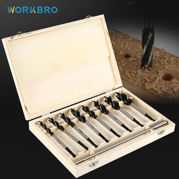 Hole Drill Bit Twist Drill Bit Punch Reaming Set Drill Bit Lengthened Hexagonal Straight Shank Drill Woodworking Tools free delivery 0 8mm 3mm straight shank twist drill power tool metal drills woodworking tools drill bit set aluminum hss drill