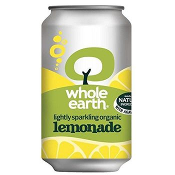 Whole Earth | Lemonade - organic | 14 x 330ml