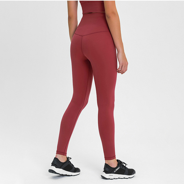 Women SUPER HIGH RISE Yoga Pants Sports Buttery Soft Fitness Full Length Tummy Control 4 Way Stretch Non See Through Quality