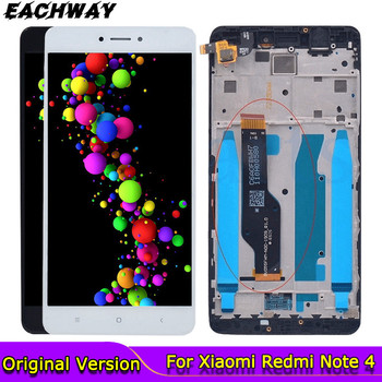 3GB 32GB Global Version for Xiaomi Redmi Note 4 X / 4X LCD Display Touch Screen Replacement For 5.5