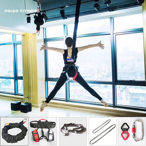 Image 2 - Heavy Bungee Cord Resistance Belt For Home Gym Yoga Bungee Rope Gravity Bungee 4D Training Pro Tool for Home Gym Studio