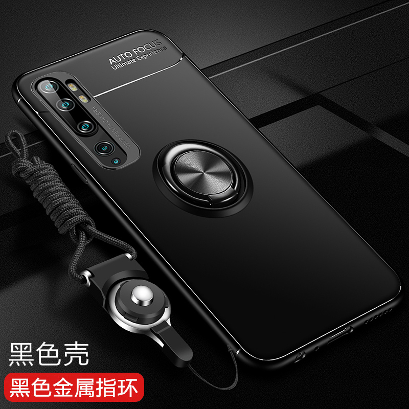 For Xiaomi Mi Note 10 Pro Case Soft Silicone With Stand Ring Shockproof Protect Back Cover Case For Xiaomi Mi Cc9 Pro Mi Note10