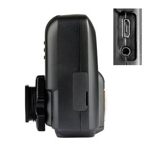 Image 3 - Godox X1R N 2.4 グラムワイヤレス受信機用 X1N フラッシュトリガートランスミッタニコン dlsr D800 D3X D3 D2X D2H D1H D1X D700 d300 D200 D100