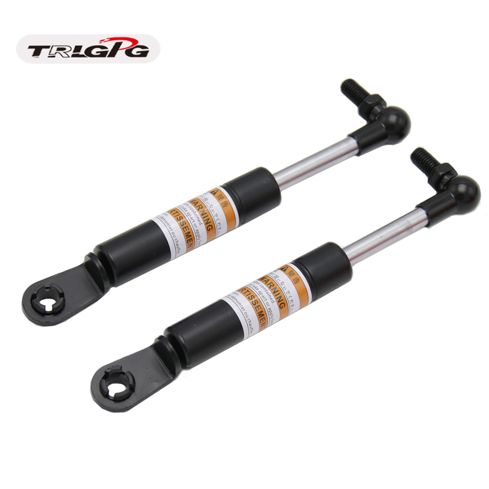 struts arm lifting brackets forYamaha <font><b>T</b></font> <font><b>MAX</b></font> TMAX500 <font><b>T</b></font>-<font><b>MAX</b></font> <font><b>530</b></font> 2008-2019 <font><b>2018</b></font> 2016 17 shock absorbers seat lifting 2 pieces BLACK image