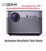 Original XGIMI H2 proyector de cine en casa 300 pulgadas Full HD 1080P 3D Android Bluetooth Wifi Suppor4K DLP TV Beamer