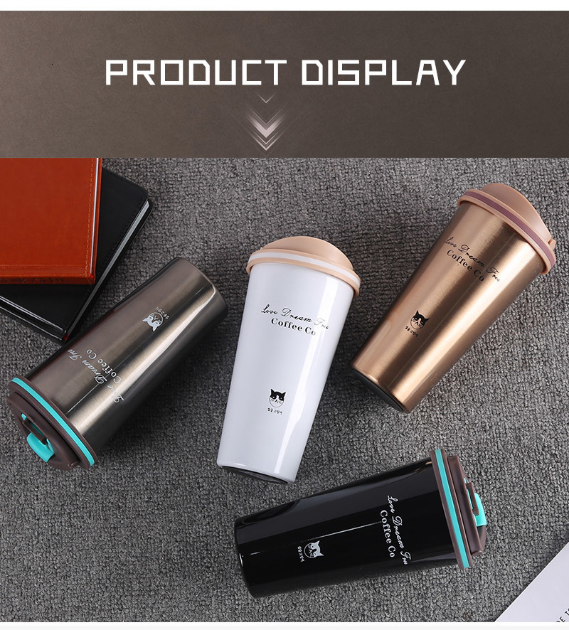 H2d67a066d51a42dca222a4cbb40819a0C Hot Quality Double Wall Stainless Steel Vacuum Flasks 350ml 500ml Car Thermo Cup Coffee Tea Travel Mug Thermol Bottle Thermocup
