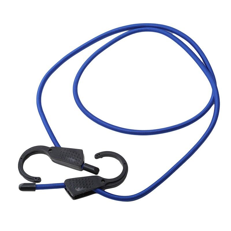 Baseus forte sangle élastique réglable Tension ceinture voiture corde à linge crochet Cargo bagages arrimage boucle corde pour moto voyage |