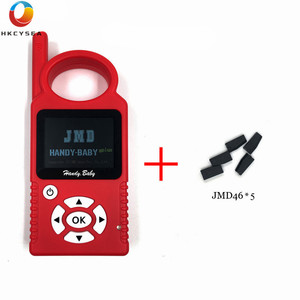 Image 5 - Big Sale V9.0.5 Handy Baby Auto Key Programmer With JMD46/48/King/Red Car Key Chip Support Multi Language with G and 48 Function
