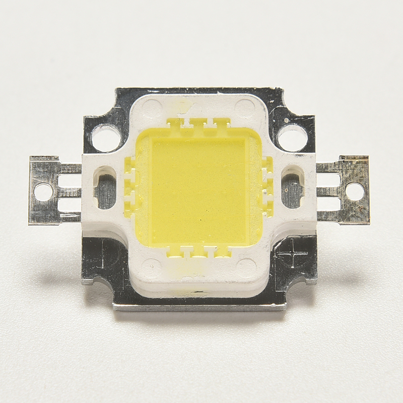 1 PCS 10W Warm White LED Chip SMD High Power LED Bulb Bead For Flood Lights Accessories