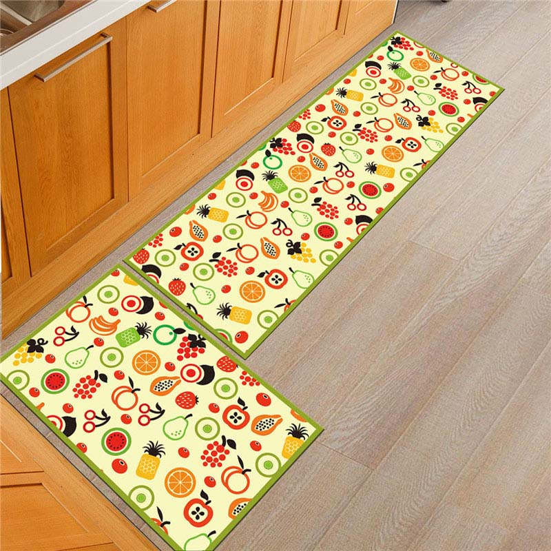 Multi material Nordic Style Doormats Area Rug For Living Room Bathroom Mats Anti slip Office Chair Floor Mats Kitchen Rugs in Mat from Home Garden