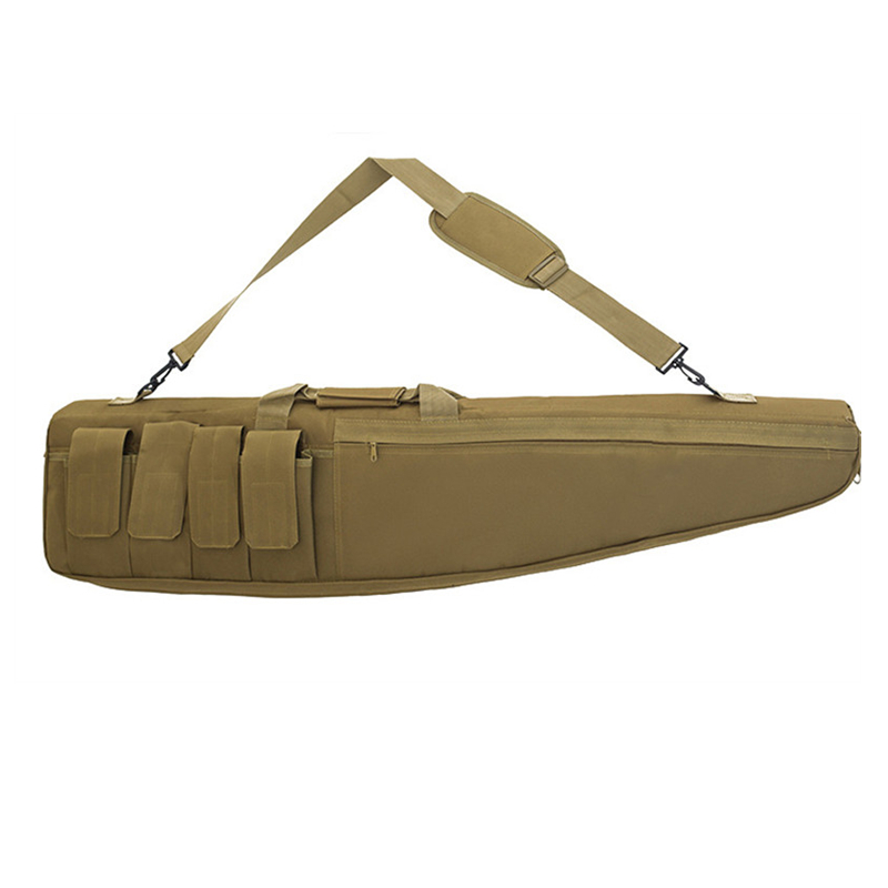 Image 4 - 70 100 120cm Hunting Bag Airsoft Military Sniper Gun Carry Rifle Case Army Combat Carbine Shoulder Backpack Hunting AccessoriesHunting Bags   -