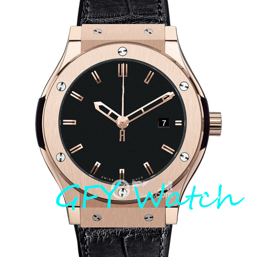 AAA High Quality Men's Automatic Mechanical Watch 511.NX. SS 1: 1 Leather Strap Of Major Global Brands, JJ2892 Watch Movement