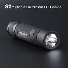 УФ светодиодный вспышка светильник колонна s2 + с nichia uv