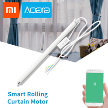Aqara Intelligent Rolling Shutter Motor Automatic Smart Roll Curtain For Blinds Work With ZigBee Xiaomi MiHome APP Control