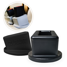 Belt-Buckle-Holder Children Car-Seat Safely-Touch Silicone of Can Environmentally-Friendly