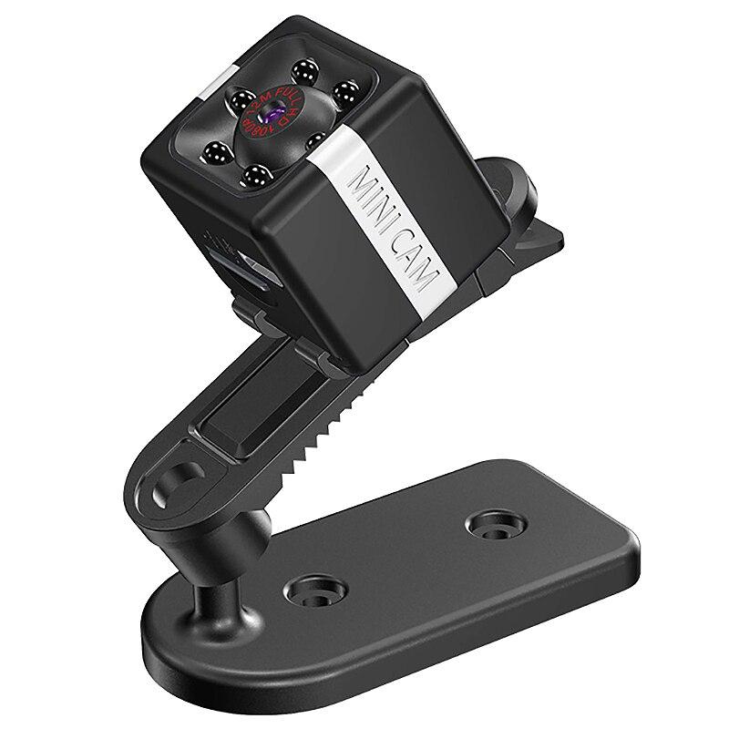 Security DV Voice Recorder Black FX02 Mini Camera Full HD 1080P Camera Night Vision Motion Detection Outdoor Camera