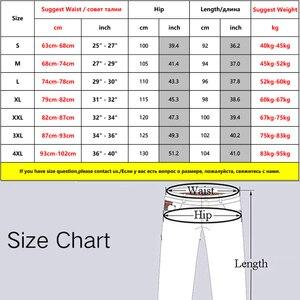 Image 5 - 2020 yeni bahar moda gevşek Sweatpants erkek spor erkek Jogger Harem pantolon