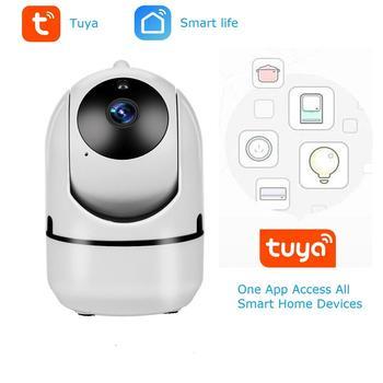 AI Camera Smart Alarm - HD IP Camera