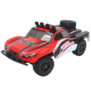 1:18 Scale Off-Road Crawler Vehicle Truck Model Toy Brushless/Brushed Motor Car Remote Control Four Wheel Climber Toy for Kids