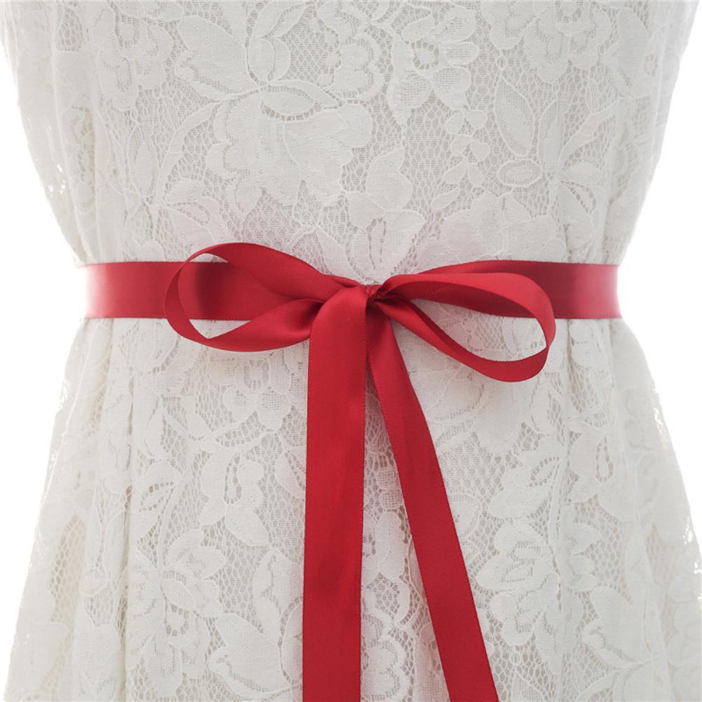 Hot Luxury Rhinestone Faux Pearl Waistband Bridal Wedding Sash Evening Dress Belt