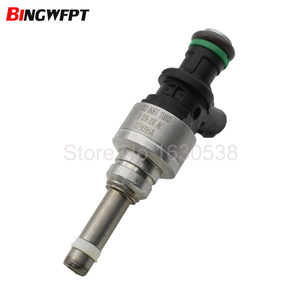 Image 5 - 8pc/lot Genuine Fuel Injector 079906036AC for Audi S6 RS6 S7 RS7 RS4 RS5 A8 R8 V W T ouareg 4.0 TFSI 4.2