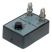 Dual Hole Car Spark Plug Tester Ignition Plug Analyzer Diagnostic Tool Automotive Spark Plug Detector Free Shipping cheap Ignition Testers 12 0cm 0 25kg 0905086 4 2cm 8 5cm