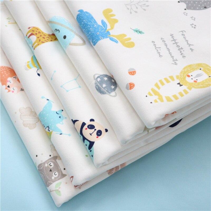 Baby Bedding Newborn Replaceable Waterproof Bed Sheet Children Cotton Small Mattress Kids Cartoon Prevent Bedwetting Mats