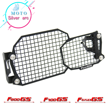 motorcycle headlight protector for BMW F650 / F700 / F800 GS / F800GS F800 F700GS F650GS F 800 700 650 GS 2008-2017 2016 2015 for bmw f800gs 2008 2017 2016 laser logo f800 gs motorcycle accessories handle bar clamp raised extend handlebar mount riser
