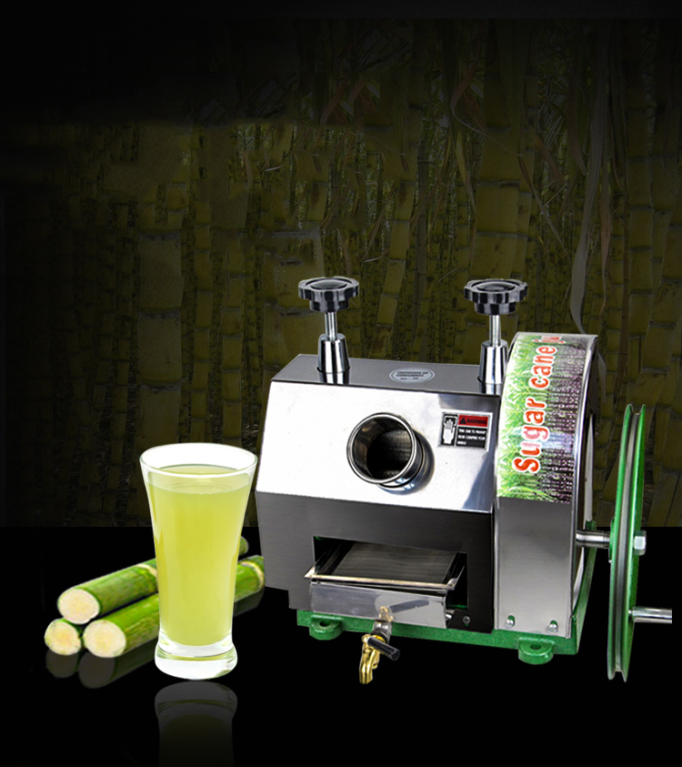 Jamielin Commercial Manual Sugarcane Juicer Sugar Cane Juice Extractor Squeezer Machine Juice Extractor Cane Crusher