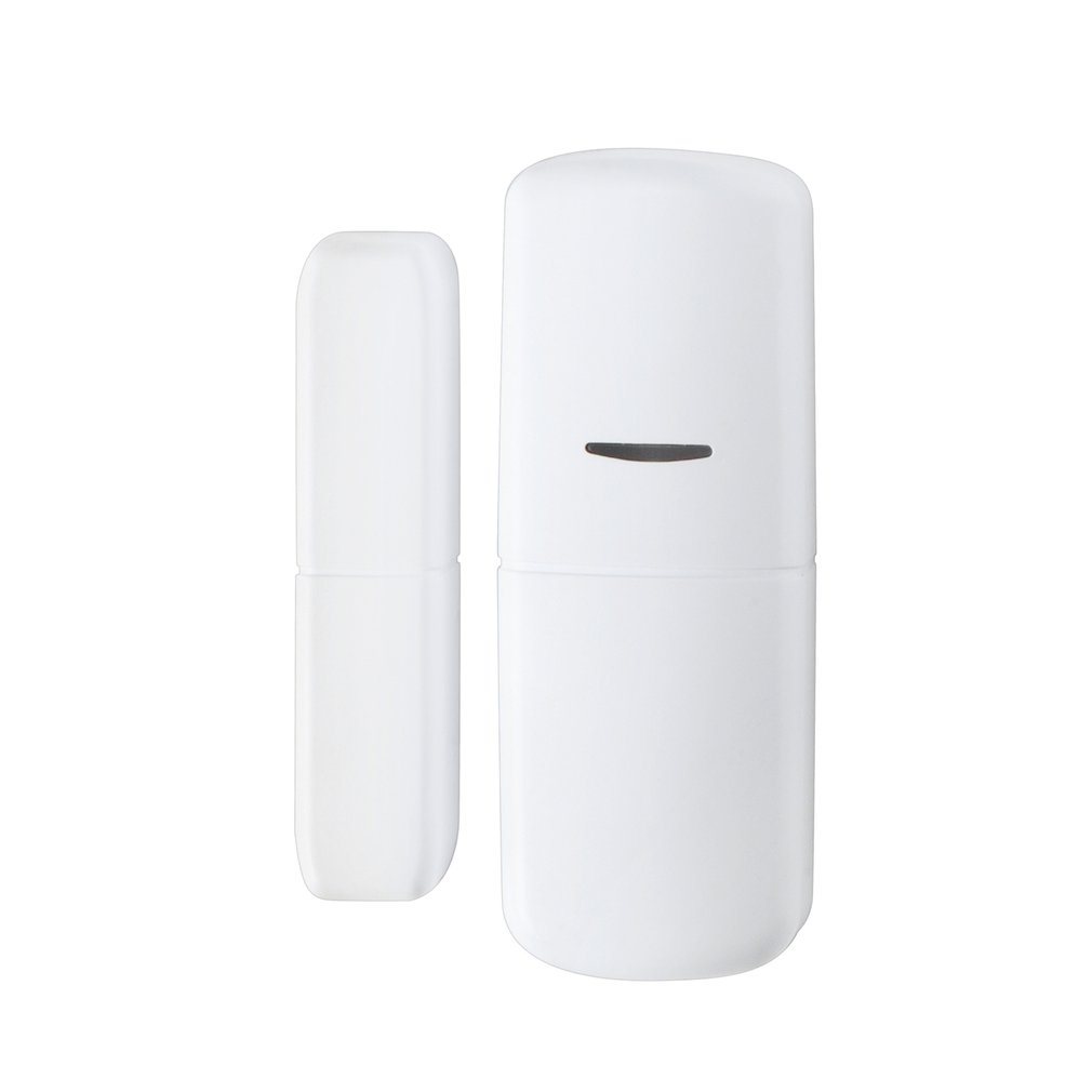 433MHz Intelligent Door Window Alarm Sensor Wireless Magnetic Switch Contact Detector For Home Security Alarm System Kits
