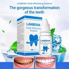 LANBENA Teeth Whitening Essence Powder Oral Hygiene Cleaning Serum Removes Plaque Stains Tooth Bleaching Dental Tools TSLM1