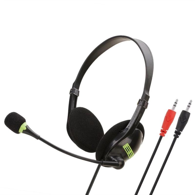 Xbox One Microsoft Head Mounted Gaming Headset Mic 3 5mm Jack Usb Pc Soyto Earphones Headphones Portable Audio Video Headphone Headset Aliexpress