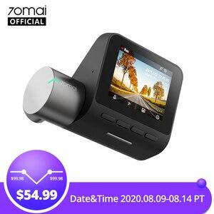 70mai Smart Dash Cam Pro English Voice Control 1944P 70MAI Car DVR Camera GPS ADAS 140FOV Auto Night Vision 24H Parking Monitor(China)
