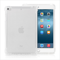 soft tpu Case for iPad 9.7 2017 2018 Soft TPU Silicon Shockproof Case Cover For iPad Air 1 2 Transparent Slim tablet case (1)